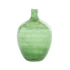 Vintage Reproduction Glass Bottle Vase - 15