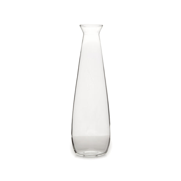 Arabesque Glass Bud Vase