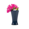 Palette Cup Bud Vases - Midnight with bud