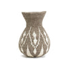 Handwoven Mila Vases - Light Taupe