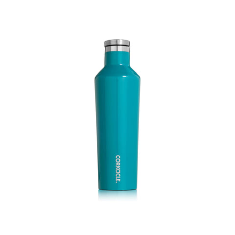 Corkcicle Canteen - 16 oz - Biscayne Blue