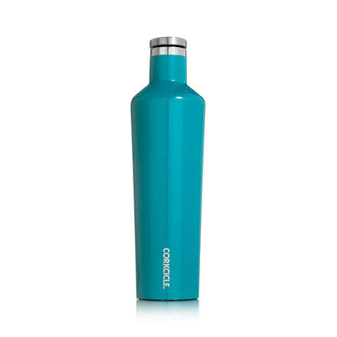 Corkcicle Canteen - 25 oz - Biscayne Blue