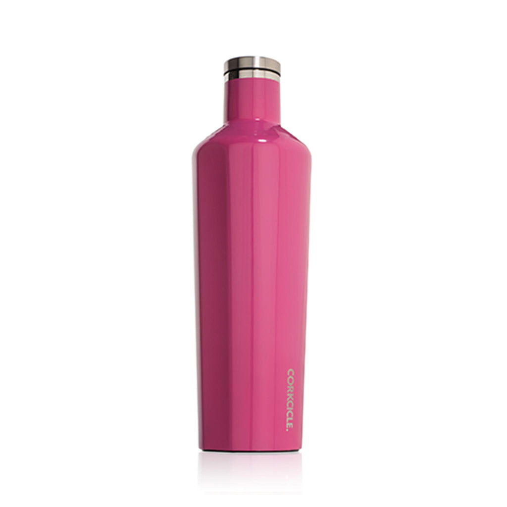 Corkcicle Canteen - 25 oz - Pink
