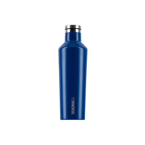Corkcicle Canteen - 25 oz - Riviera Blue