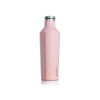 Corkcicle Canteen - 16 oz - Rose Quartz - side view