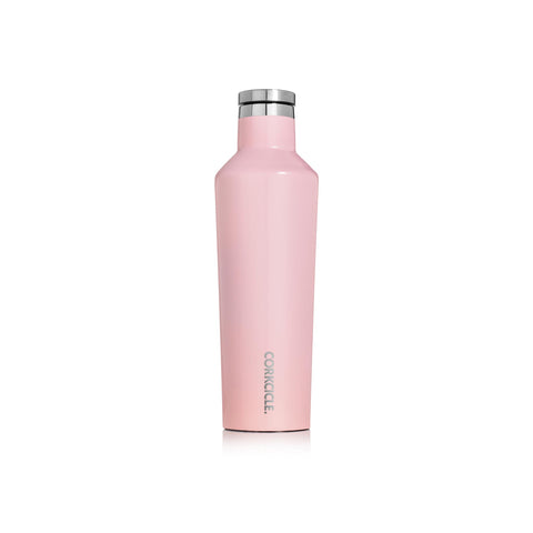 Corkcicle Canteen - 16 oz - Rose Quartz