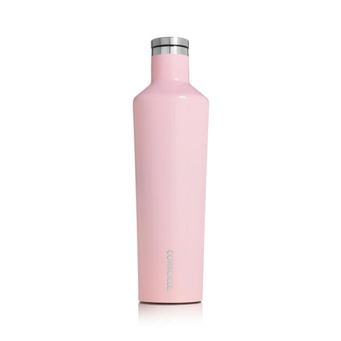 Corkcicle Canteen - 25 oz - Rose Quartz