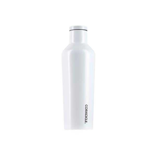 Corckcicle Canteen - 25 oz. - Modernist White