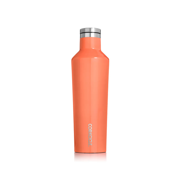 Corkcicle Canteen - 16 oz - Peach Echo