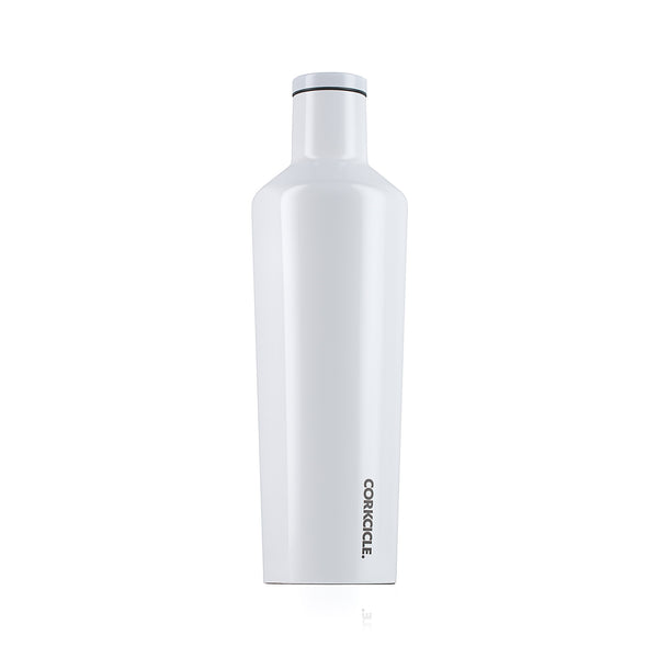 Corkcicle Canteen - 16 oz - Modernist White