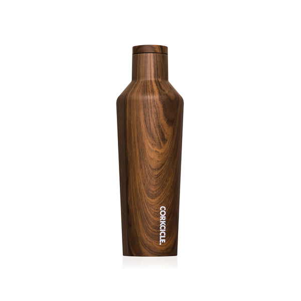 Corkcicle Canteen - 16 oz - Walnut