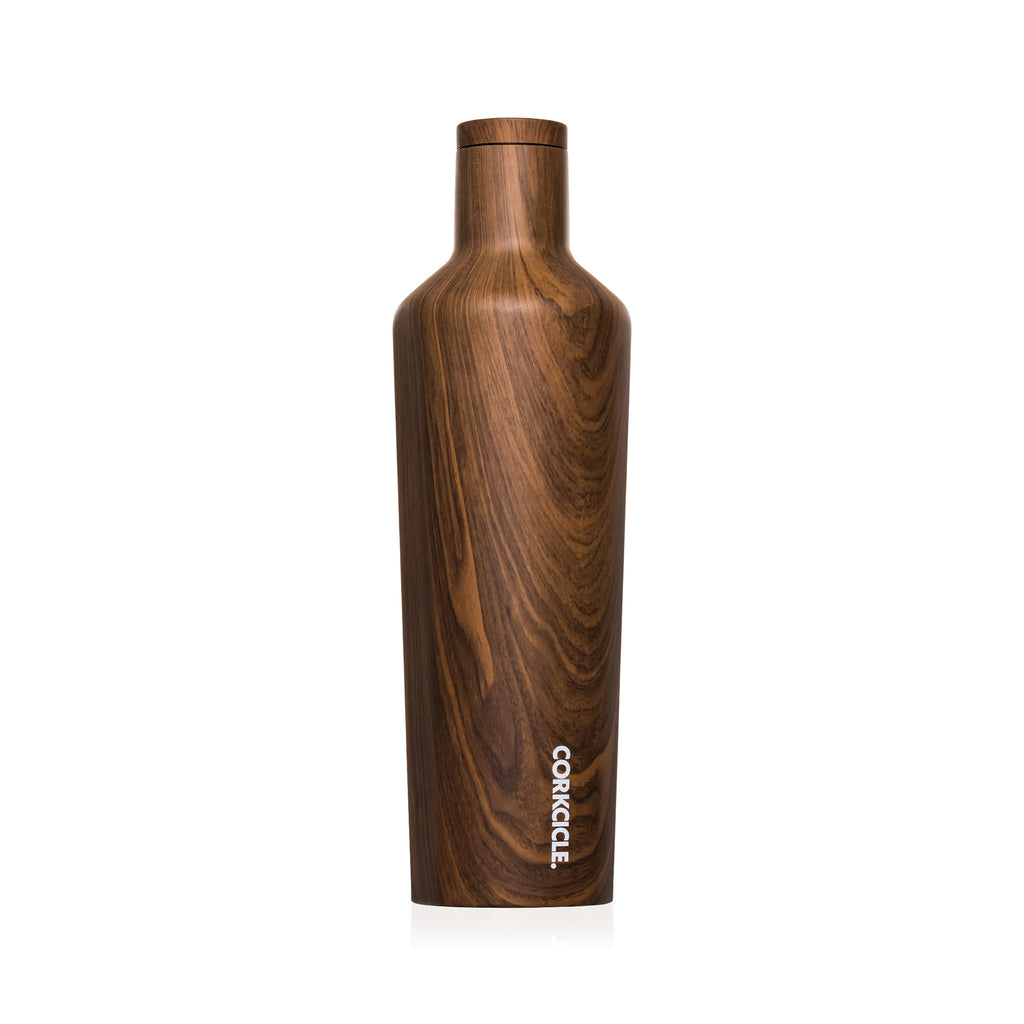Corkcicle Canteen - 25 oz - Walnut
