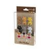Glass Markers - Paws Off - packaging