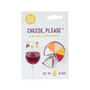 Cheese Please Drink Charms Set of 6 - packaging