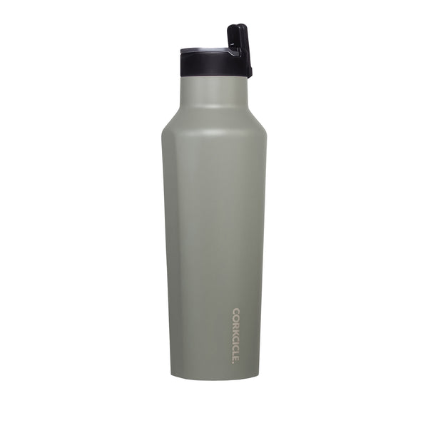 Corkcicle 20 oz Sport Tumbler - Tactical Grey