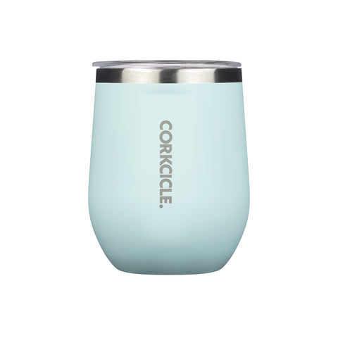 Corkcicle Stemless - Powder Blue