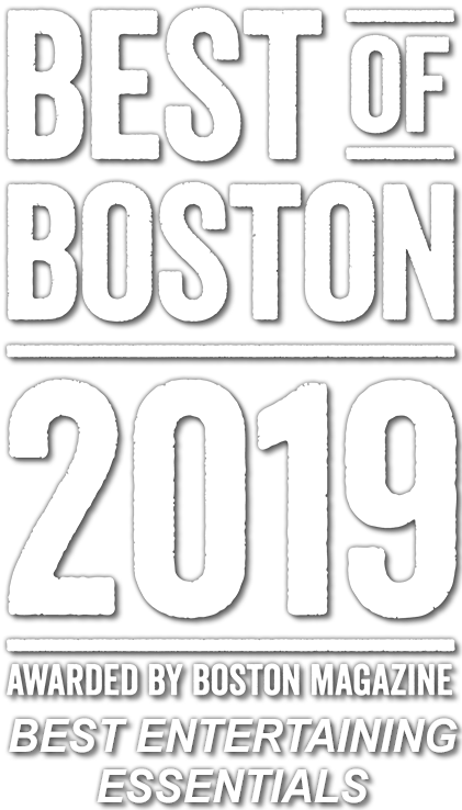 Boston magazines Best of Boston 2019 Home - Best Entertaining Essentials