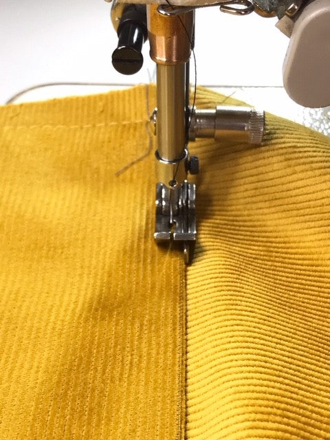 Ophelia Overalls Sew Along Part 2: Set Up and Sew