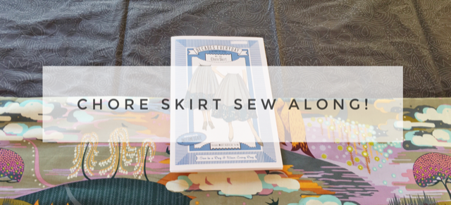 A Sew Along is Announced! Part 1