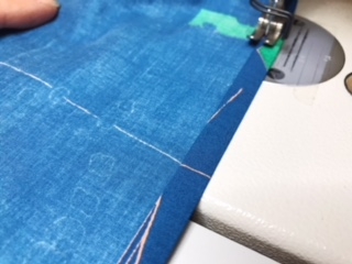 TLC Sew Along Part 4 - Machine Stitching the Home Stretch