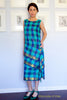 photo for sewing pattern for 1920s dress ensemble from Decades of Style. Under dress only.