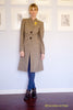 photo front view of 1940s Claremont Coat pattern