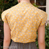 #5003 1950s Collar Confection Blouse