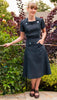 photo front of 1940s New England Dress pattern