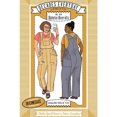 Vintage sewing patterns from Decades of Style Pattern Company