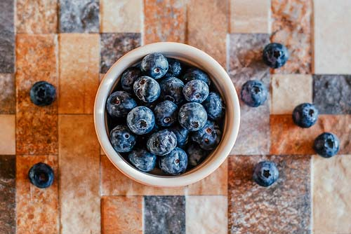 Blueberries Top 10 Food Reduce Inflammation