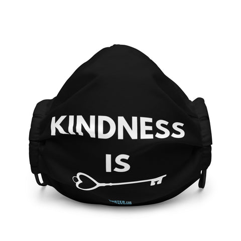Kindness is Key - Premium face mask