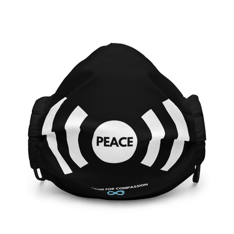 Peace - Premium face mask