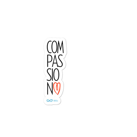 Compassion Heart - Sticker
