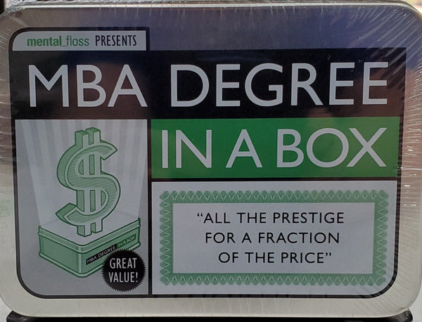 Degree In A Box