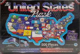 The USA Puzzle