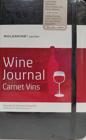 Moleskine Wine Journal