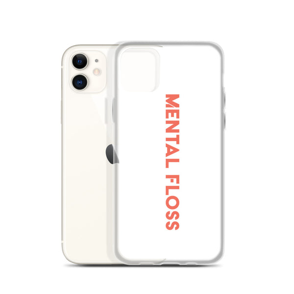 Mental Floss iPhone Case