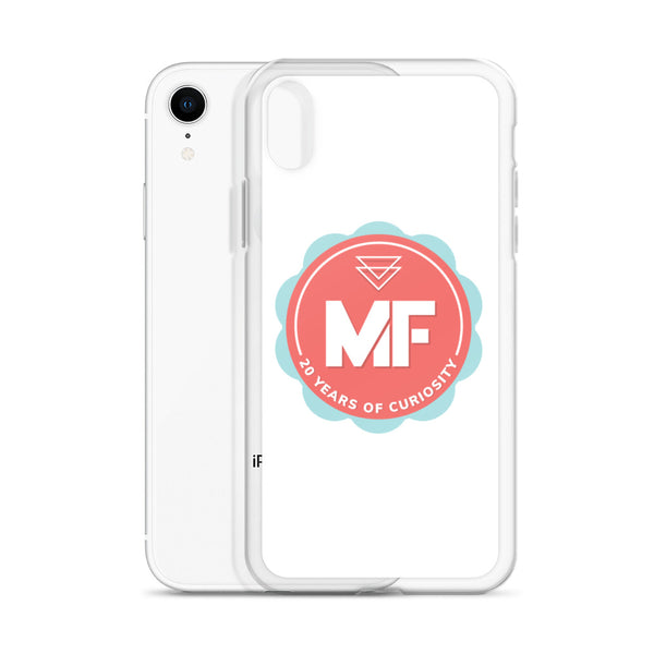Mental Floss 20th Anniversary iPhone Case