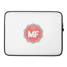 Mental Floss 20th Anniversary Laptop Sleeve