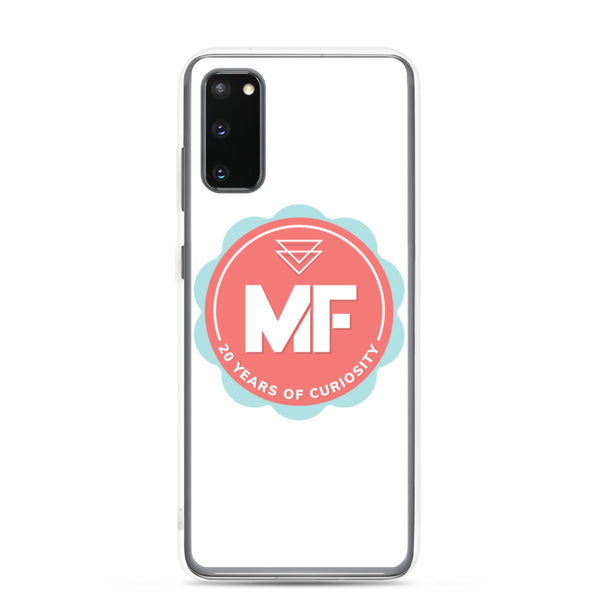 Mental Floss 20th Anniversary Samsung Case