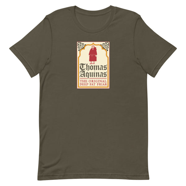 Aquinas Short-Sleeve Unisex T-Shirt