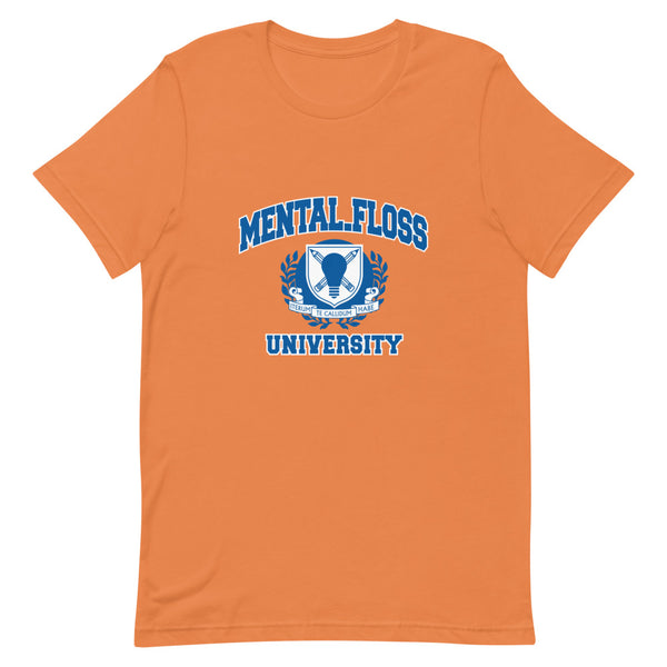 MF University Short-Sleeve Unisex T-Shirt
