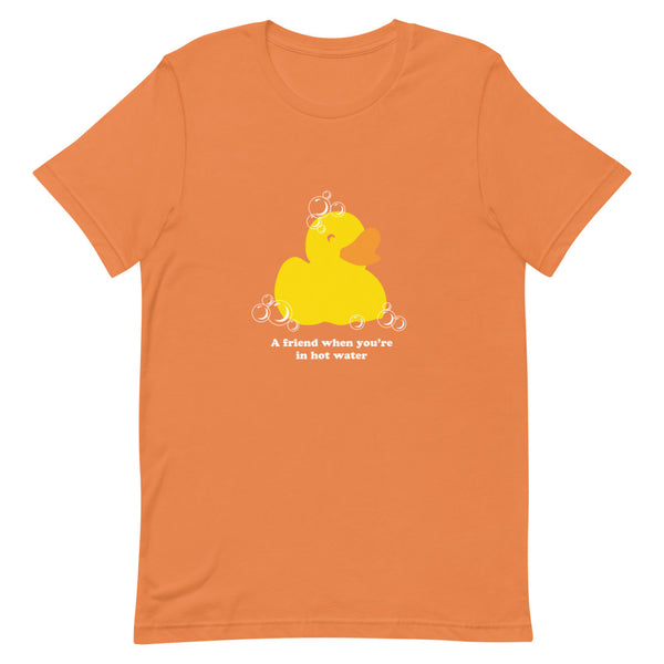 Rubber Duck Short-Sleeve Unisex T-Shirt