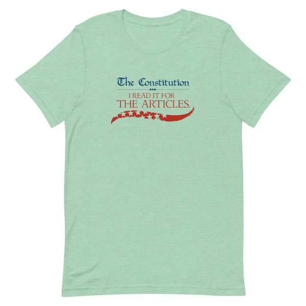 Constitution Short-Sleeve Unisex T-Shirt