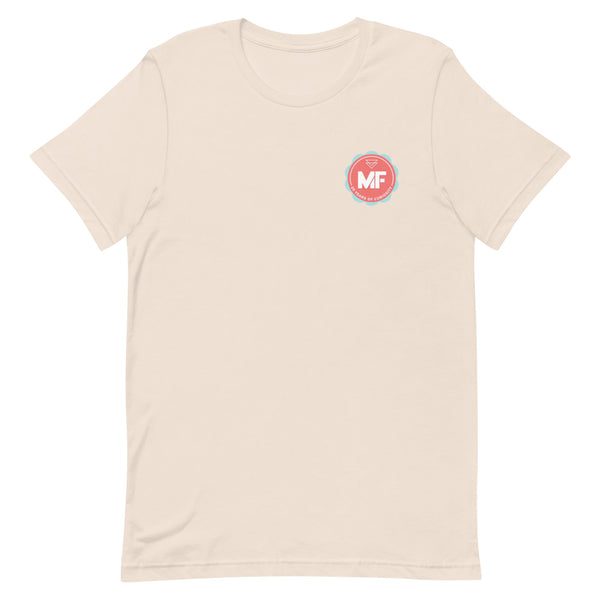 Mental Floss 20th Anniversary Fact 4.0 Short-Sleeve Unisex T-Shirt