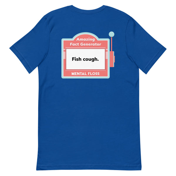 Mental Floss 20th Anniversary Fact 3.0 Short-Sleeve Unisex T-Shirt