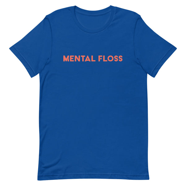 Mental Floss Short-Sleeve Unisex T-Shirt