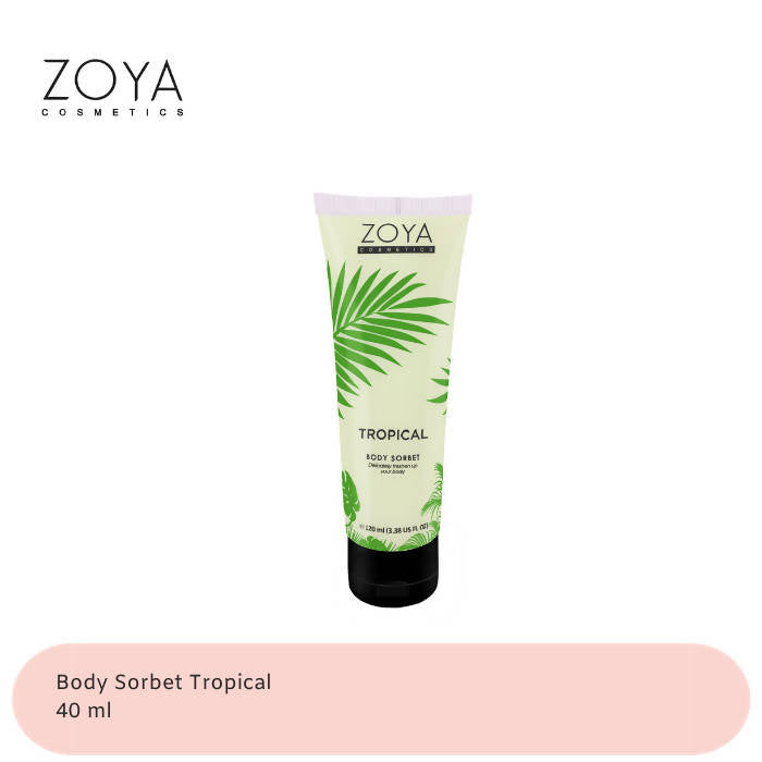 Zoya Cosmetics Body Sorbet Tropical 40 ml