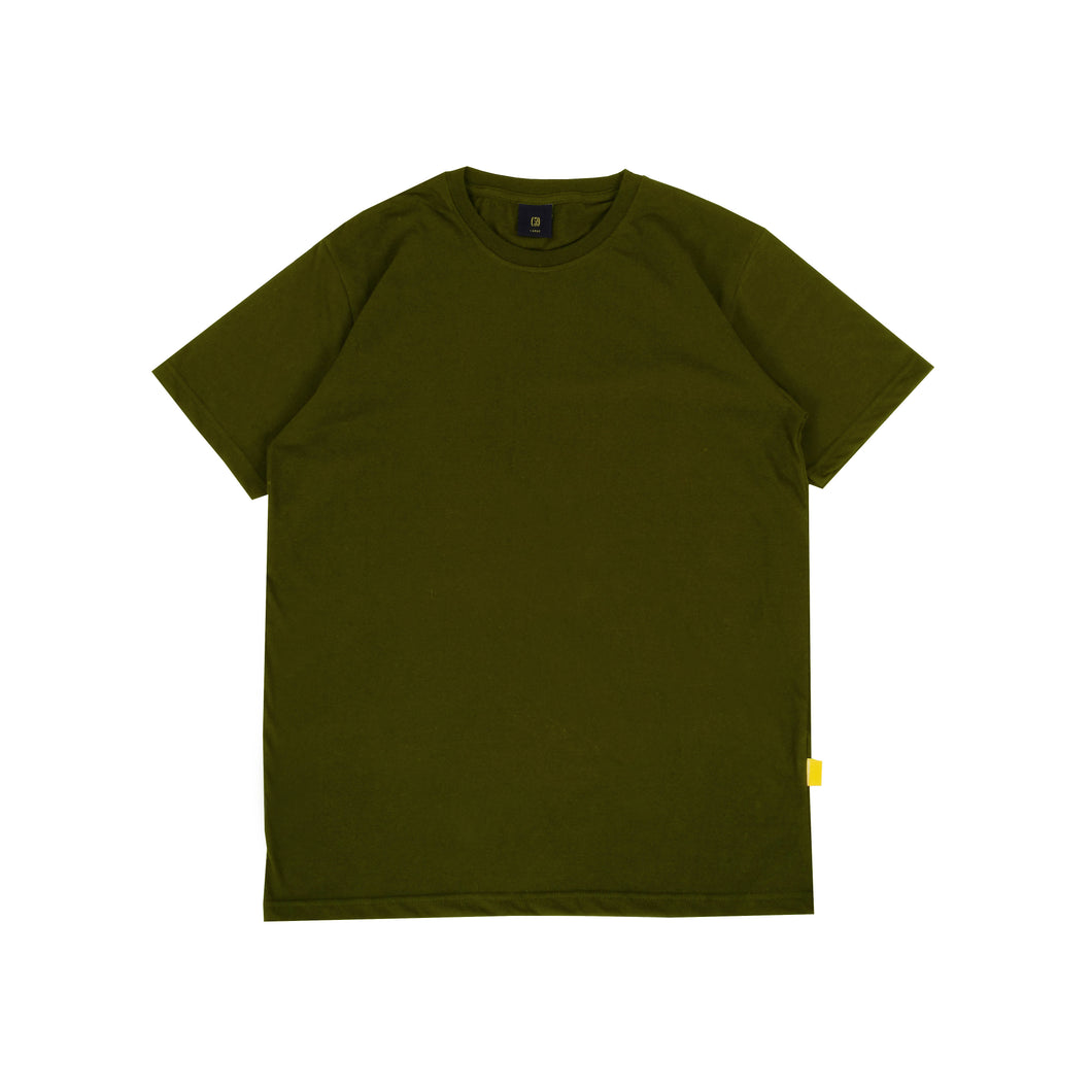 TS CASUAL BASIC GREEN OLIVE