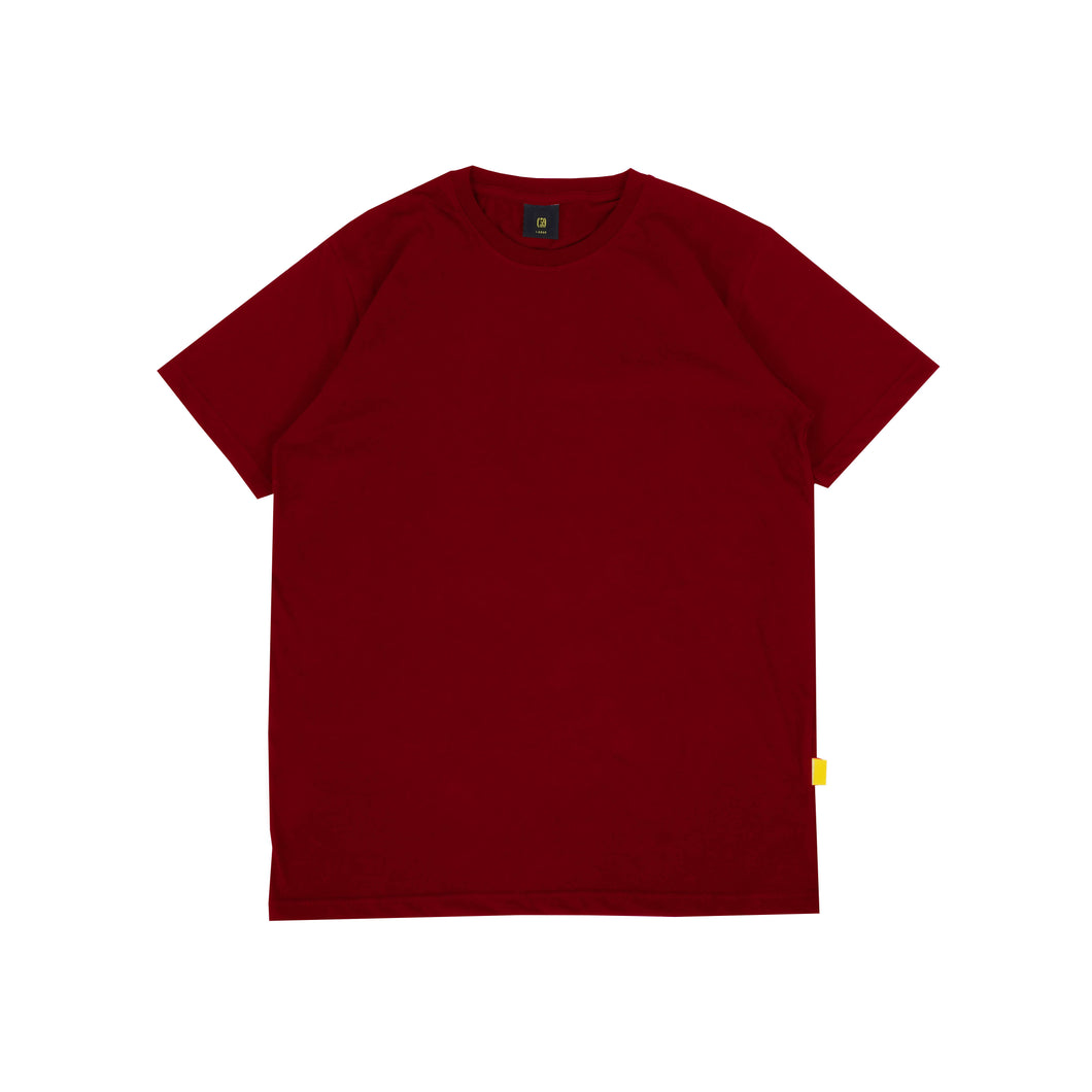TS CASUAL BASIC MAROON